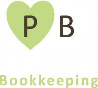 Passion Bookkeeping primary logo